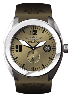 Aviator watch for men - picture, image, photo