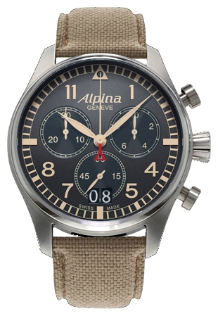 Alpina watch for men - picture, image, photo