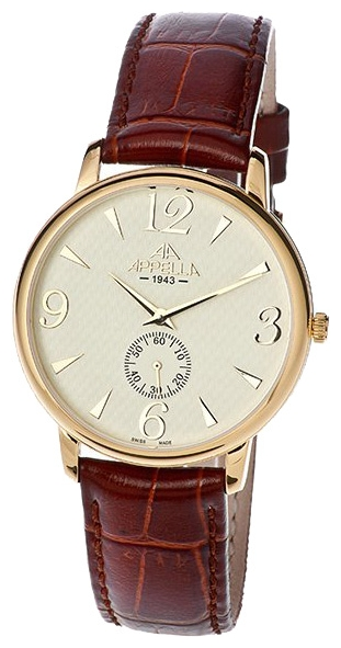 Appella watch for men - picture, image, photo