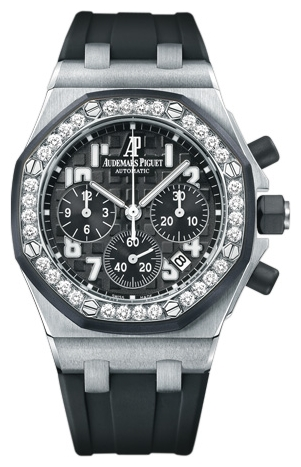 Wrist watch Audemars Piguet 26048SK.ZZ.D002CA.01 for women - 1 photo, image, picture