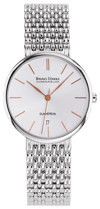 Wrist watch Bruno Sohnle 7.1024.246MB for unisex - 1 picture, image, photo