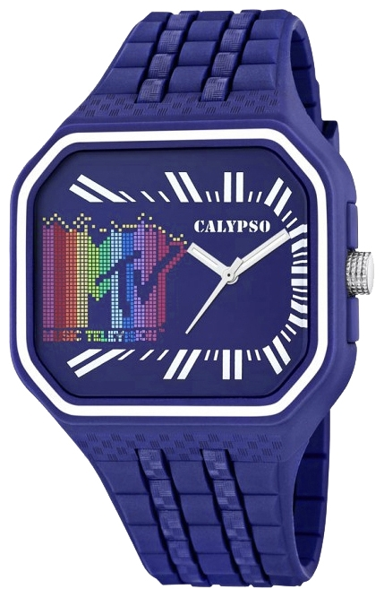 Calypso watch for unisex - picture, image, photo