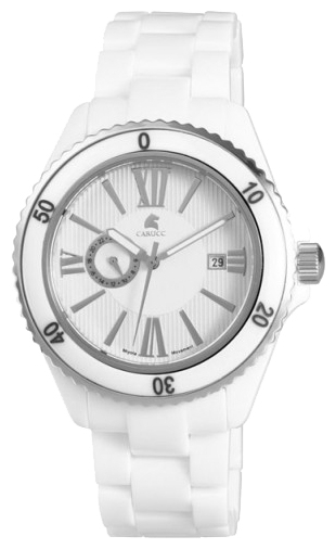 Carucci CA7112WH watch for unisex - 1 image, photo, picture