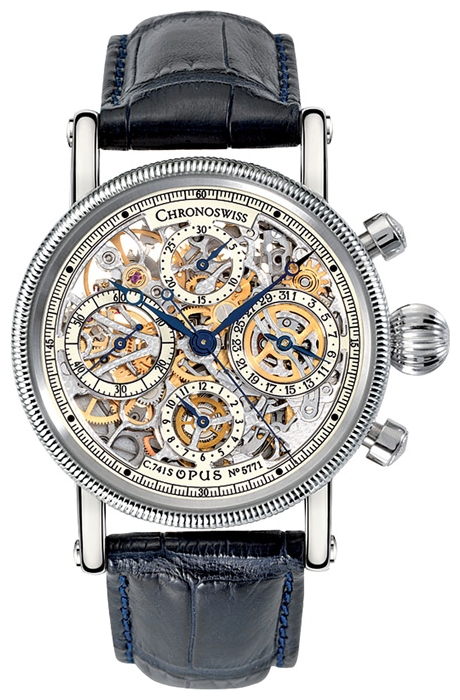 Chronoswiss watch for men - picture, image, photo