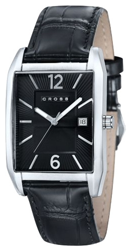 Cross watch for men - picture, image, photo