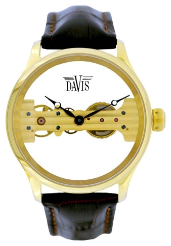 Davis watch for men - picture, image, photo