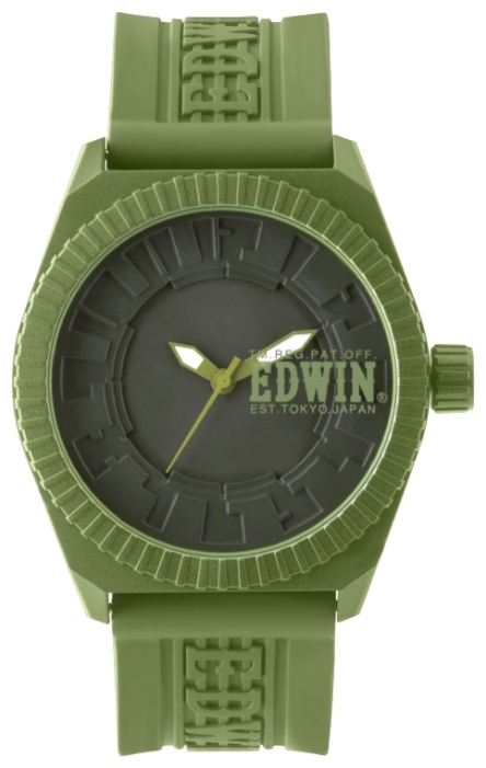 EDWIN watch for unisex - picture, image, photo