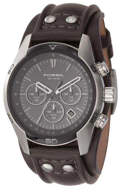 Wrist watch Fossil CH2586 for men - 1 photo, image, picture