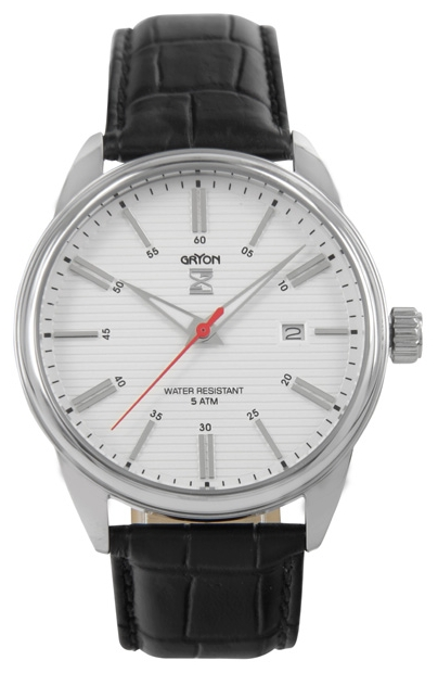 Gryon watch for men - picture, image, photo