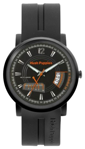 Hush Puppies watch for men - picture, image, photo