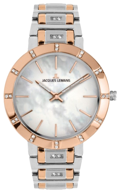 Jacques Lemans watch for women - picture, image, photo