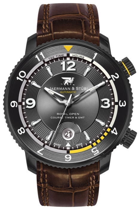 Jaermann & Stuebi watch for men - picture, image, photo