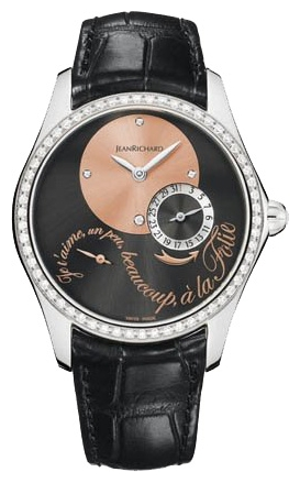 JEANRICHARD watch for women - picture, image, photo