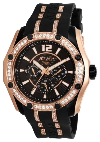 Jet Set watch for unisex - picture, image, photo