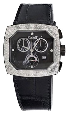 Korloff watch for women - picture, image, photo