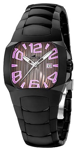 Lotus watch for women - picture, image, photo