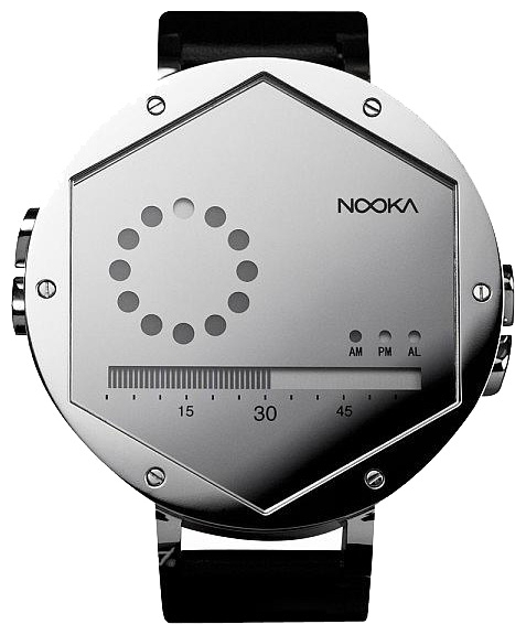 Nooka watch for unisex - picture, image, photo
