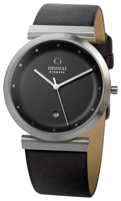 Obaku watch for unisex - picture, image, photo
