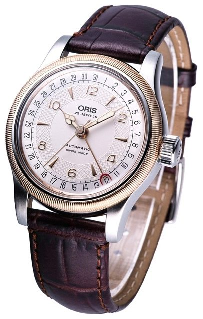 ORIS watch for unisex - picture, image, photo
