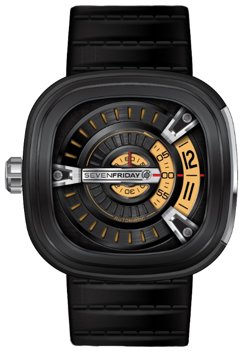 SEVENFRIDAY watch for men - picture, image, photo