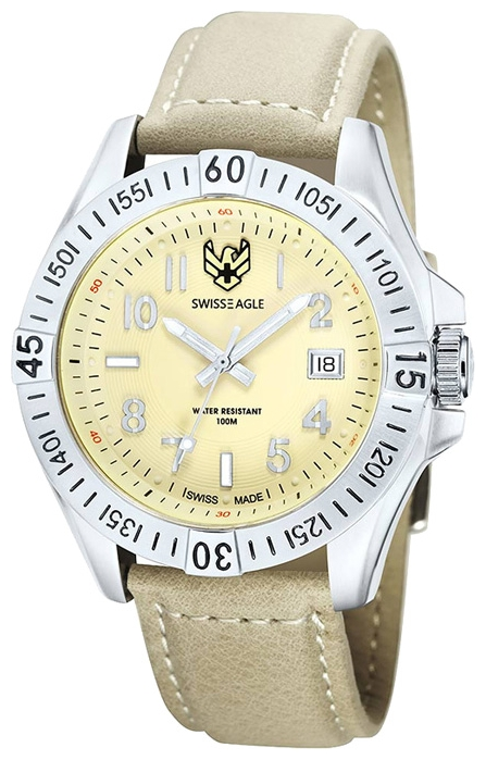 Swiss Eagle watch for men - picture, image, photo