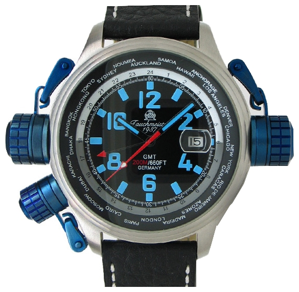 Tauchmeister watch for men - picture, image, photo
