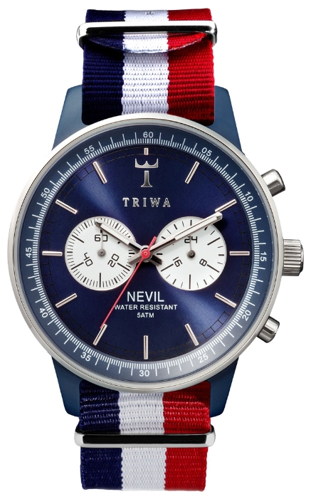 Wrist watch TRIWA Le Bleu Nevil for men - 1 photo, picture, image