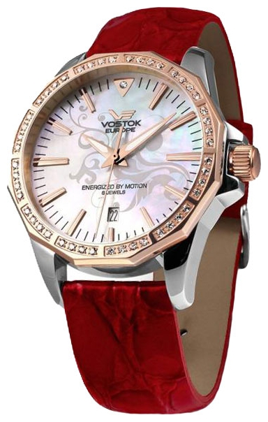 VOSTOK EUROPE watch for women - picture, image, photo